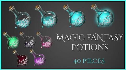 Magic Fantasy Potion