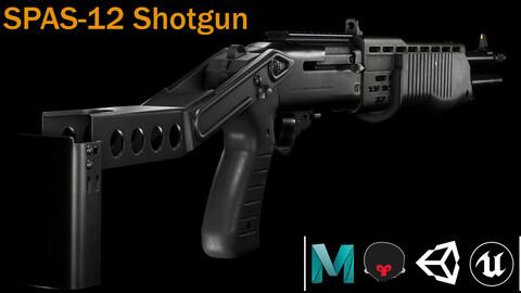 SPAS-12 Shotgun
