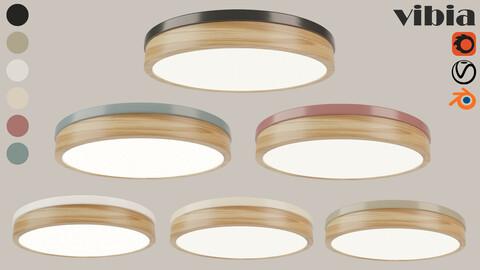 vibia-ceiling lamp Vol 02