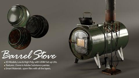 The Barrel Stove