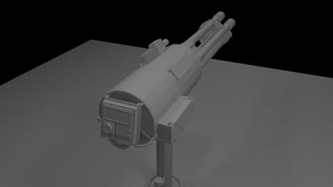 Auto turret (Primitive)