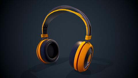 Headphones - 3D Prop