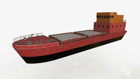 Ships Collection CG Art
