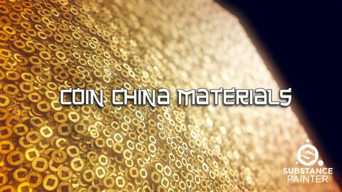 Coin China Material