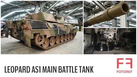 94 photos of Leopard AS1 Main Battle Tank