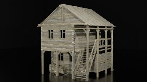 HOUSE VILLAGE 4