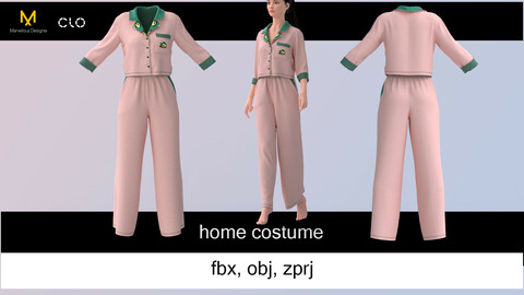 Home costume
