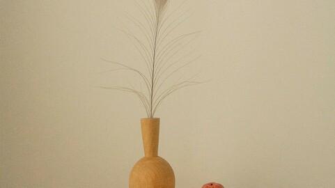 ST001 solid wood mini soban table