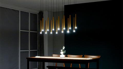 LED cellos 14 light interior lighting