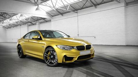 BMW M4 CAR MODEL