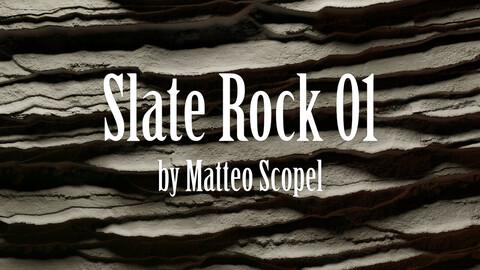 Slate Rock 01