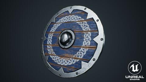 Viking Weapons - Flat Shield III
