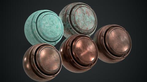5 Copper and Oxide Smart Materials