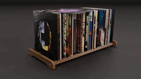 Vinyl Storage No15