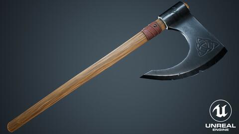 Viking Weapons - Medium Axe II