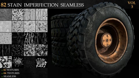 82 Stain Imperfection seamless -vol3