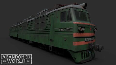 Soviet Electric Locomotive VL80T - 2021