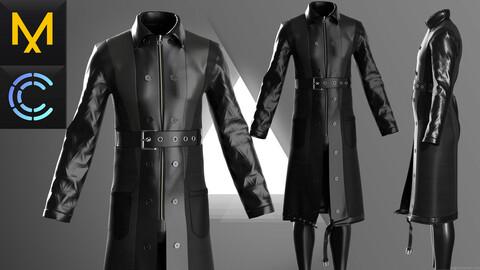 New work Gothic style Male OBJ FBX ZPRJ