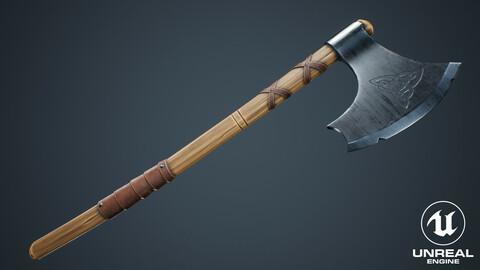 Viking Weapons - Medium Axe III