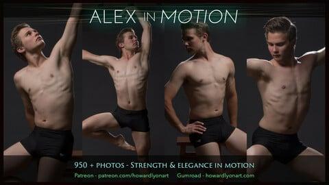 Alex in Motion