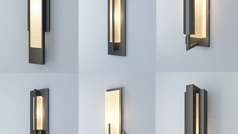 Wall light collection 09