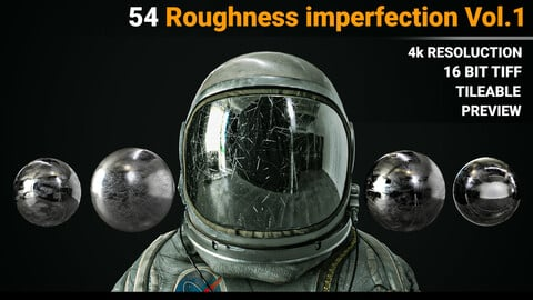 54 Roughness imperfection Vol.1 | Free
