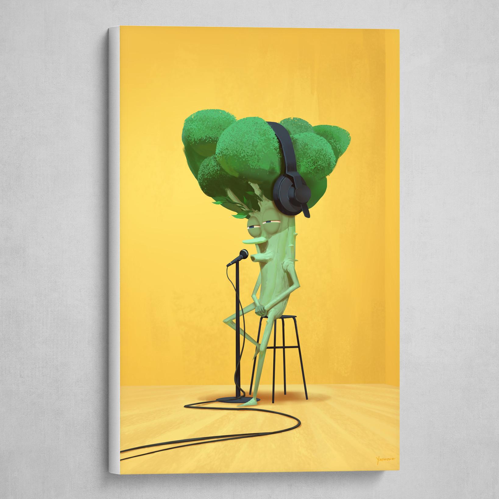 Broccoli Sings