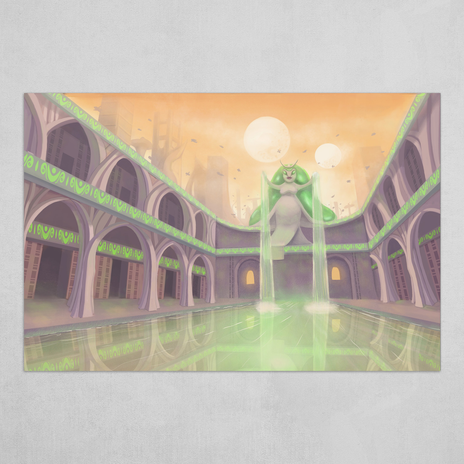 Space Atlantis