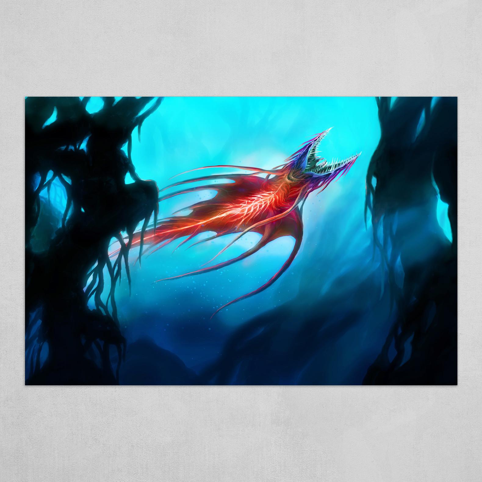 Red Thunderfish