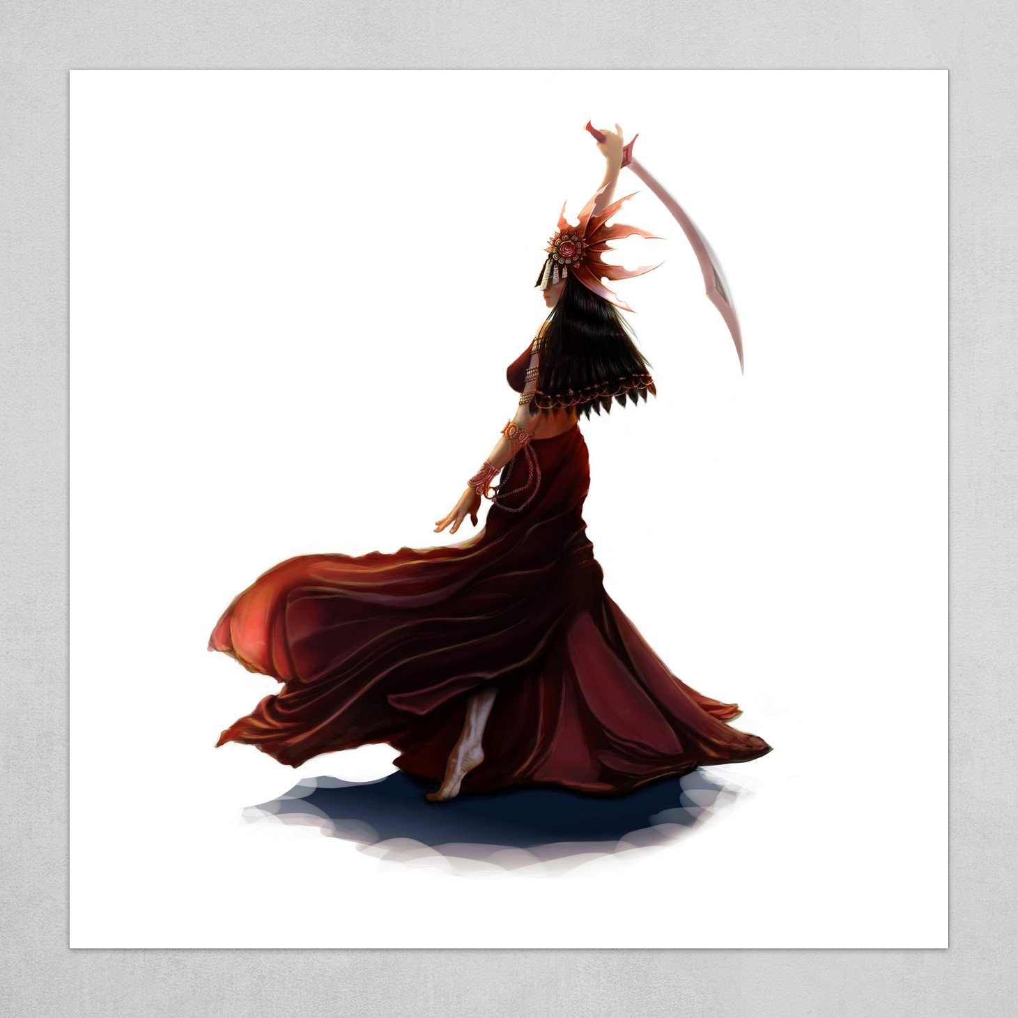 Irsila, the Dancer