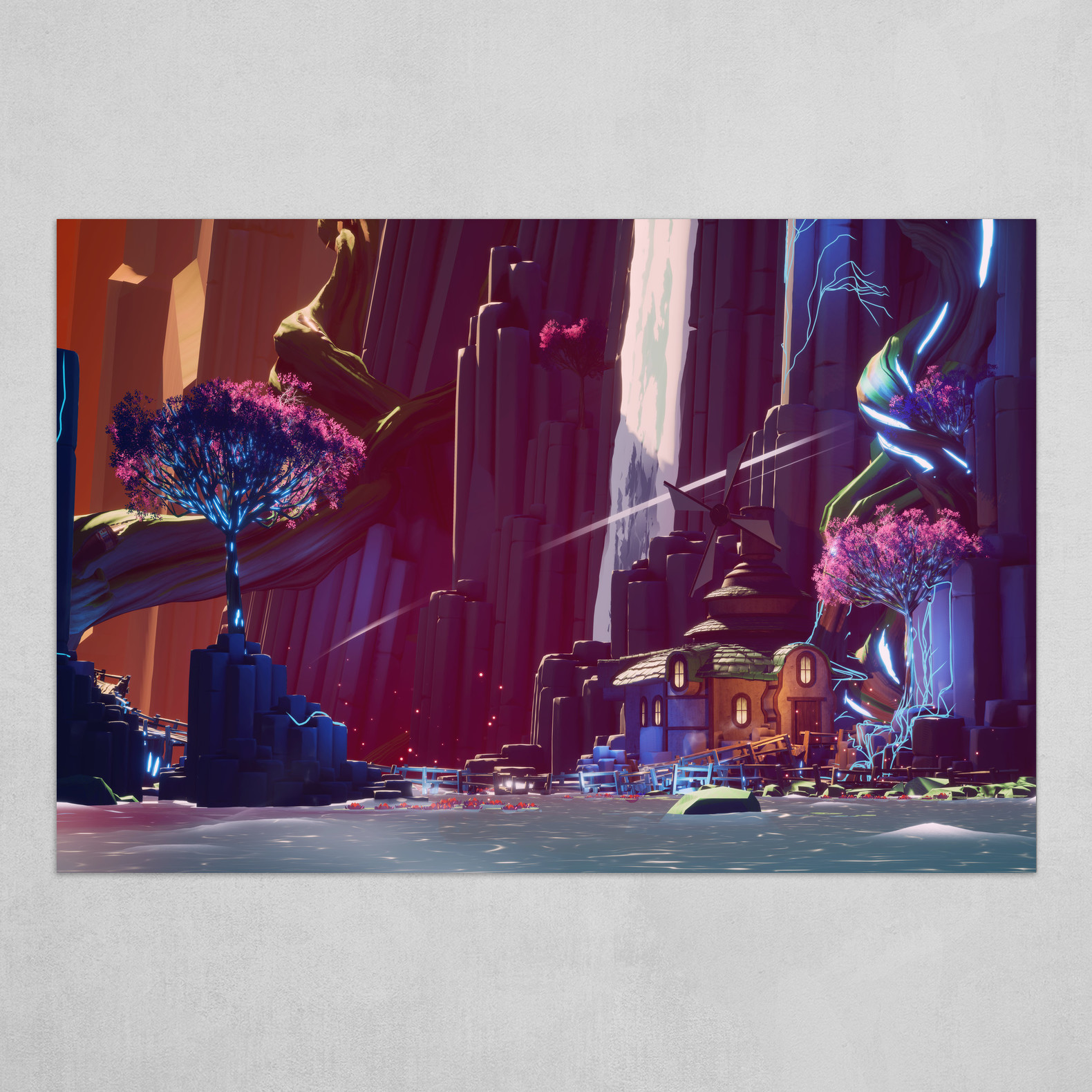 Chris Radsby - Beyond Human - Horizontal