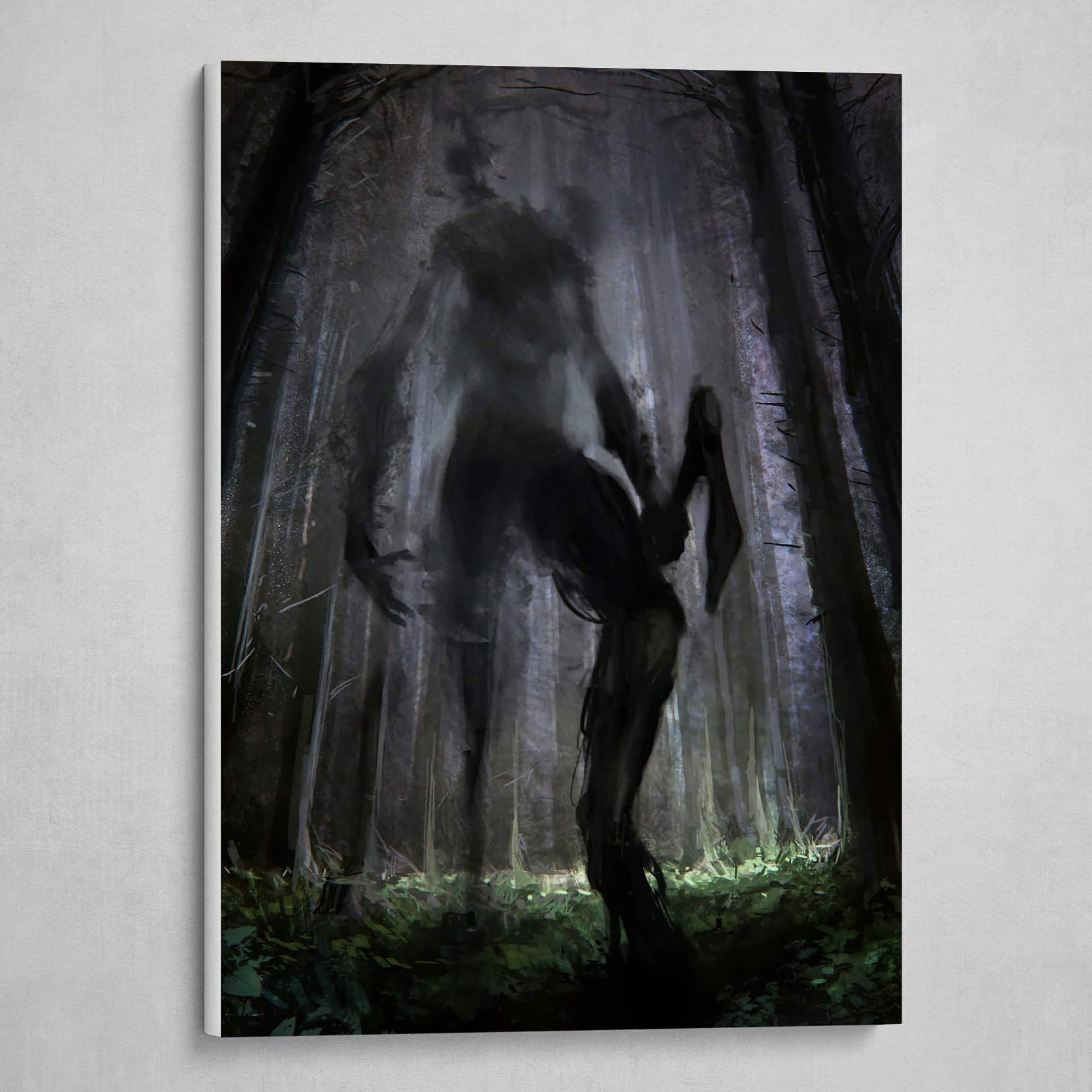 Forest demon