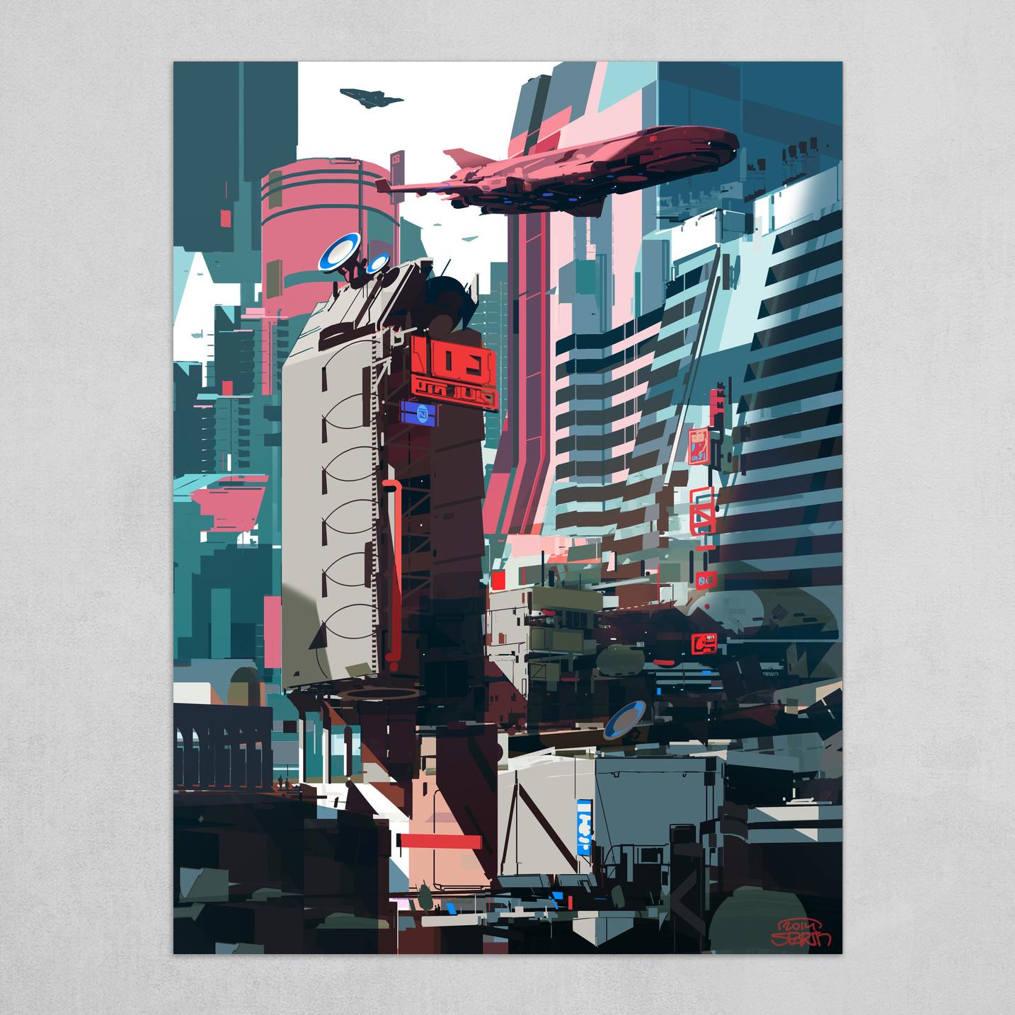 Graphic City