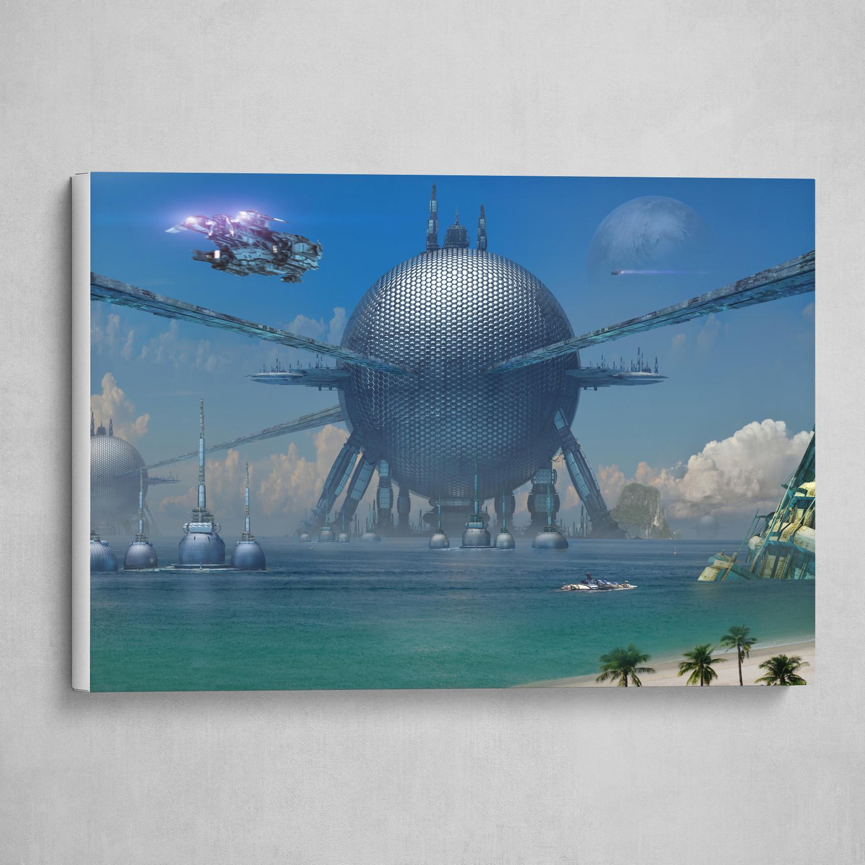 Sci Fi Tropics