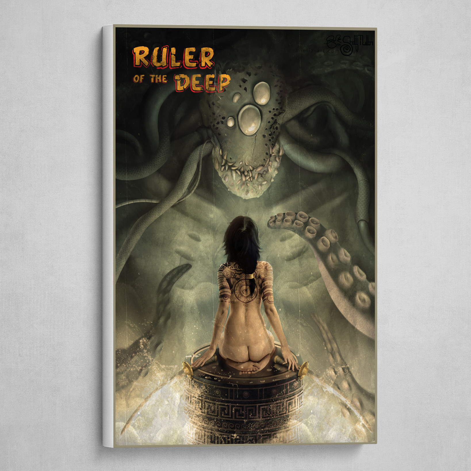 Ruler of the Deep Vintage Edition