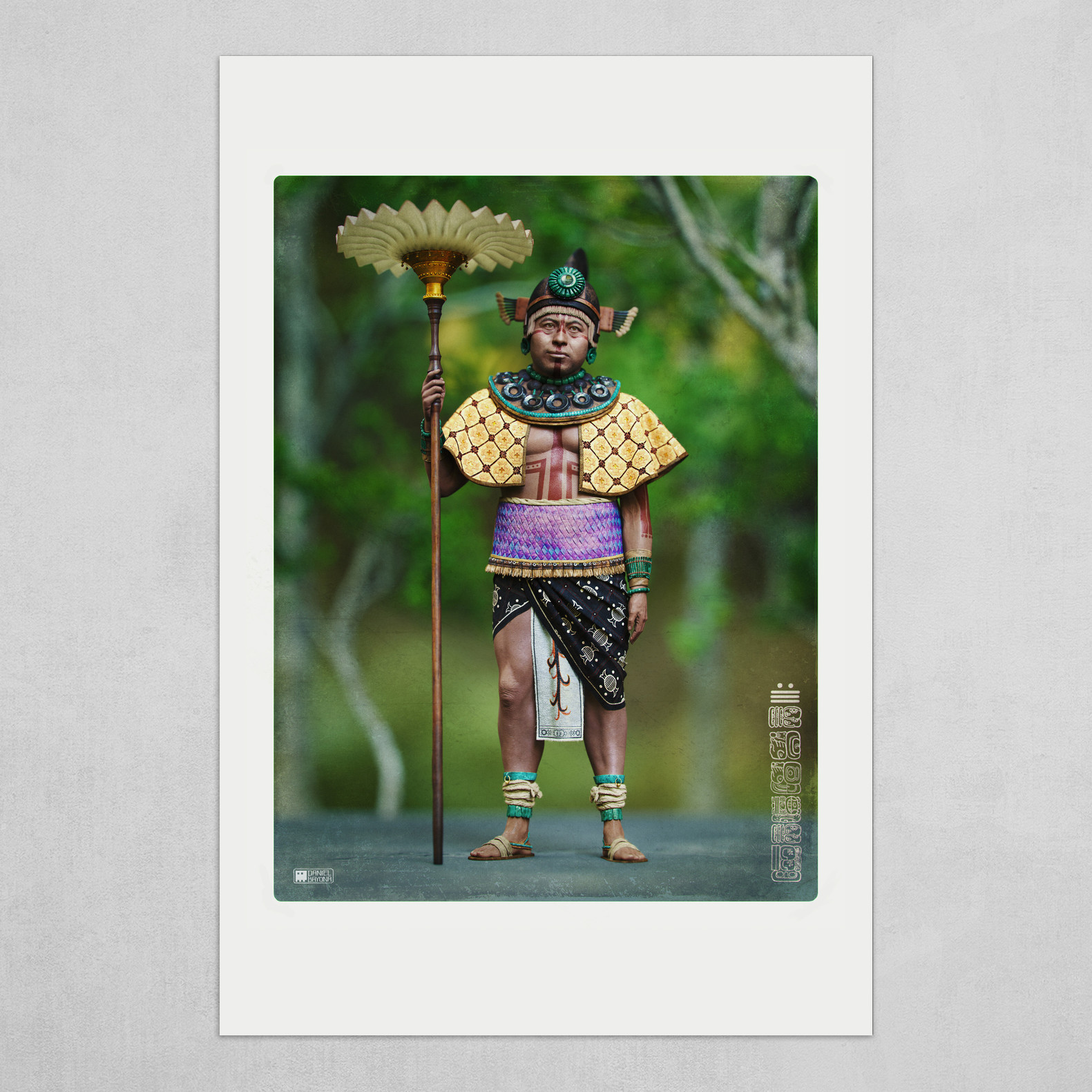 Maya Merchant 10th Century