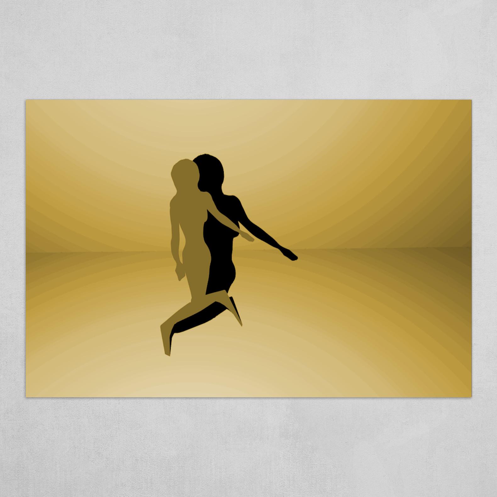 Loving Shadow - Yellow