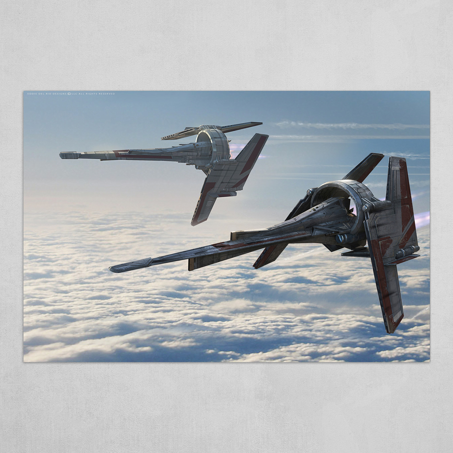 Needle-Nose Fighter