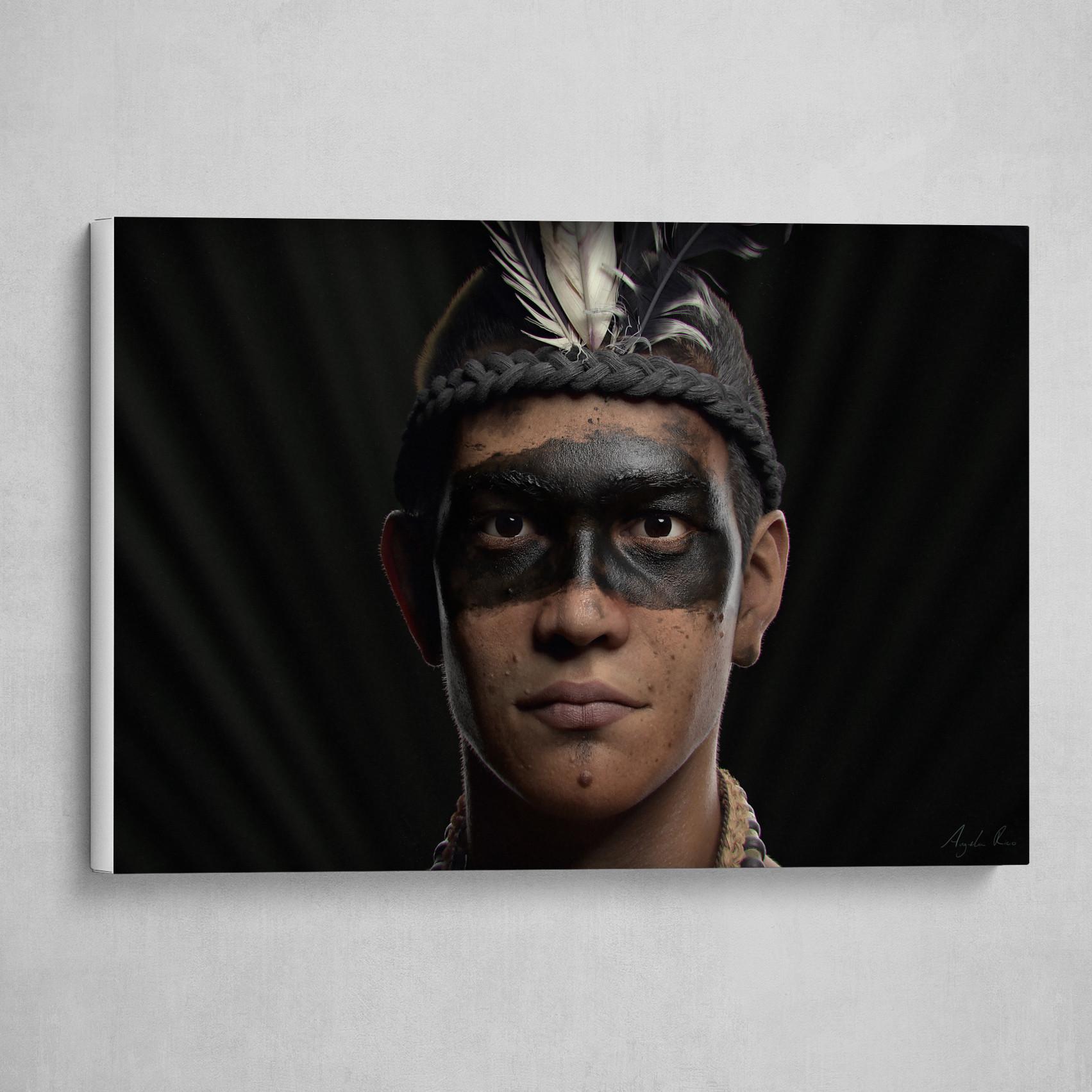Marquesan Islander