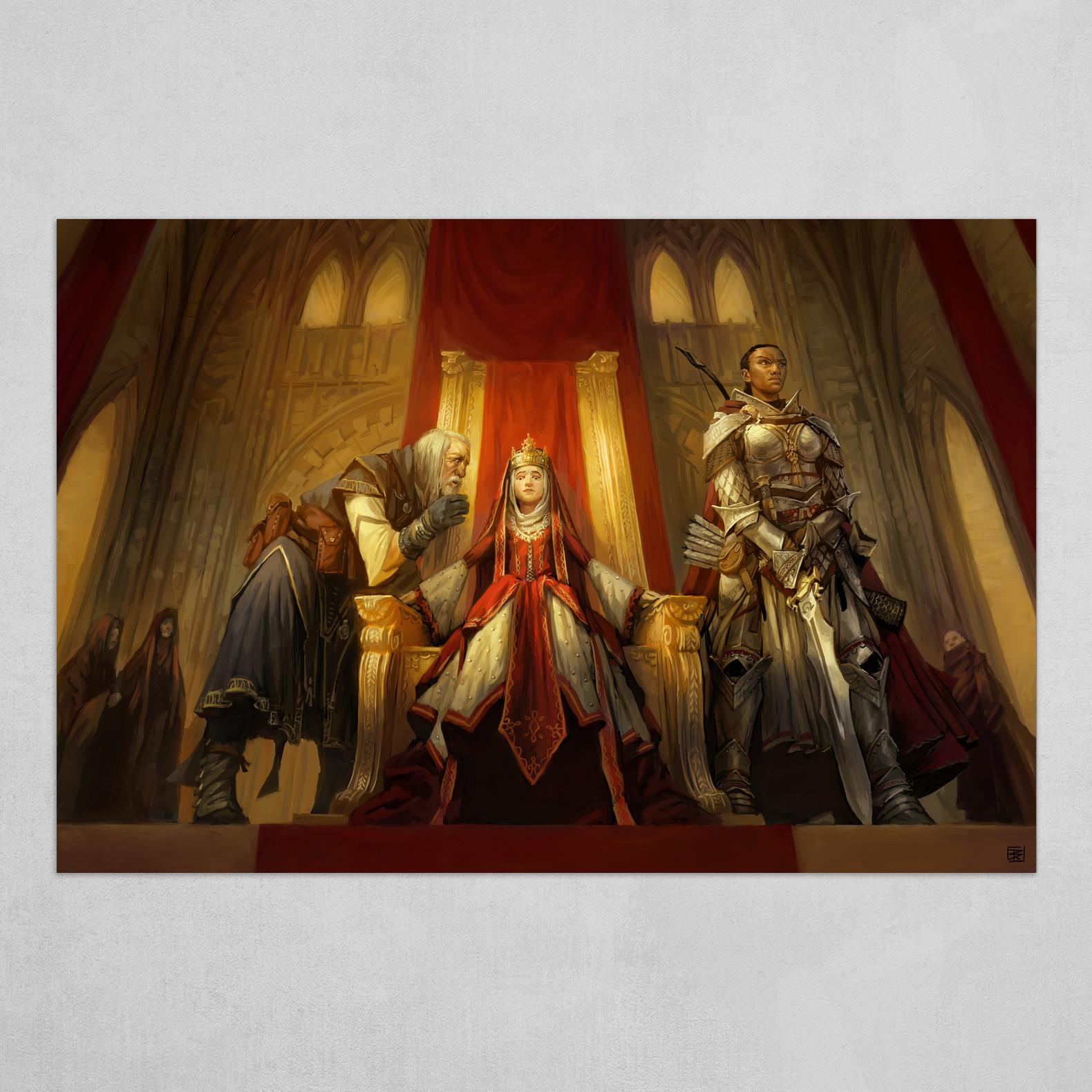 Servants to the Crown - Pathfinder®
