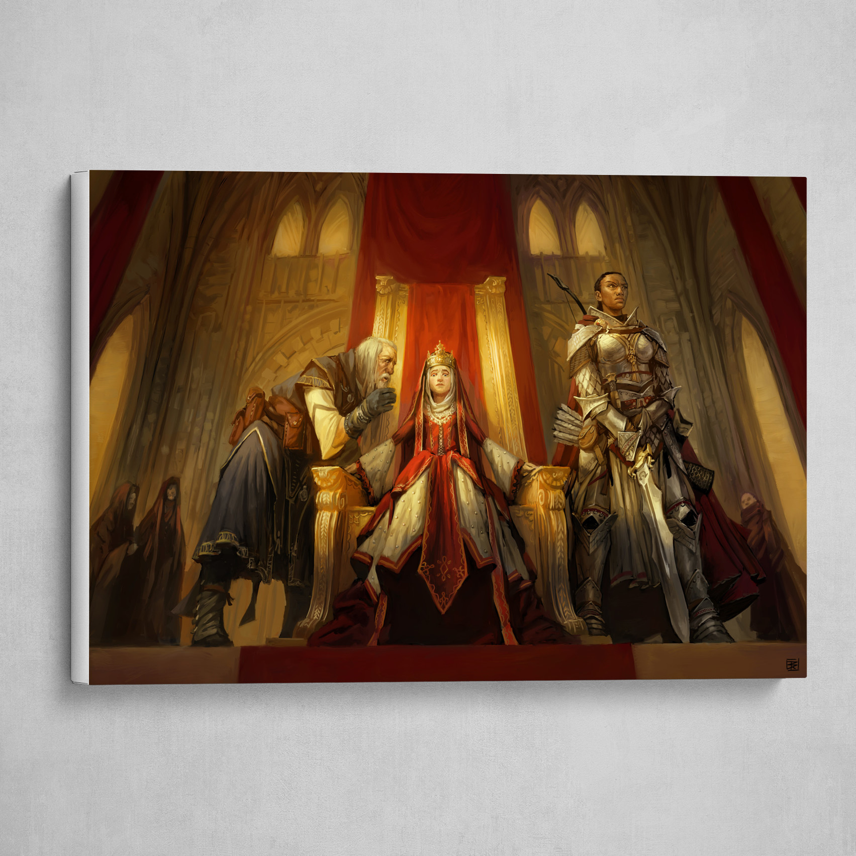 Servants to the Crown - Pathfinder®