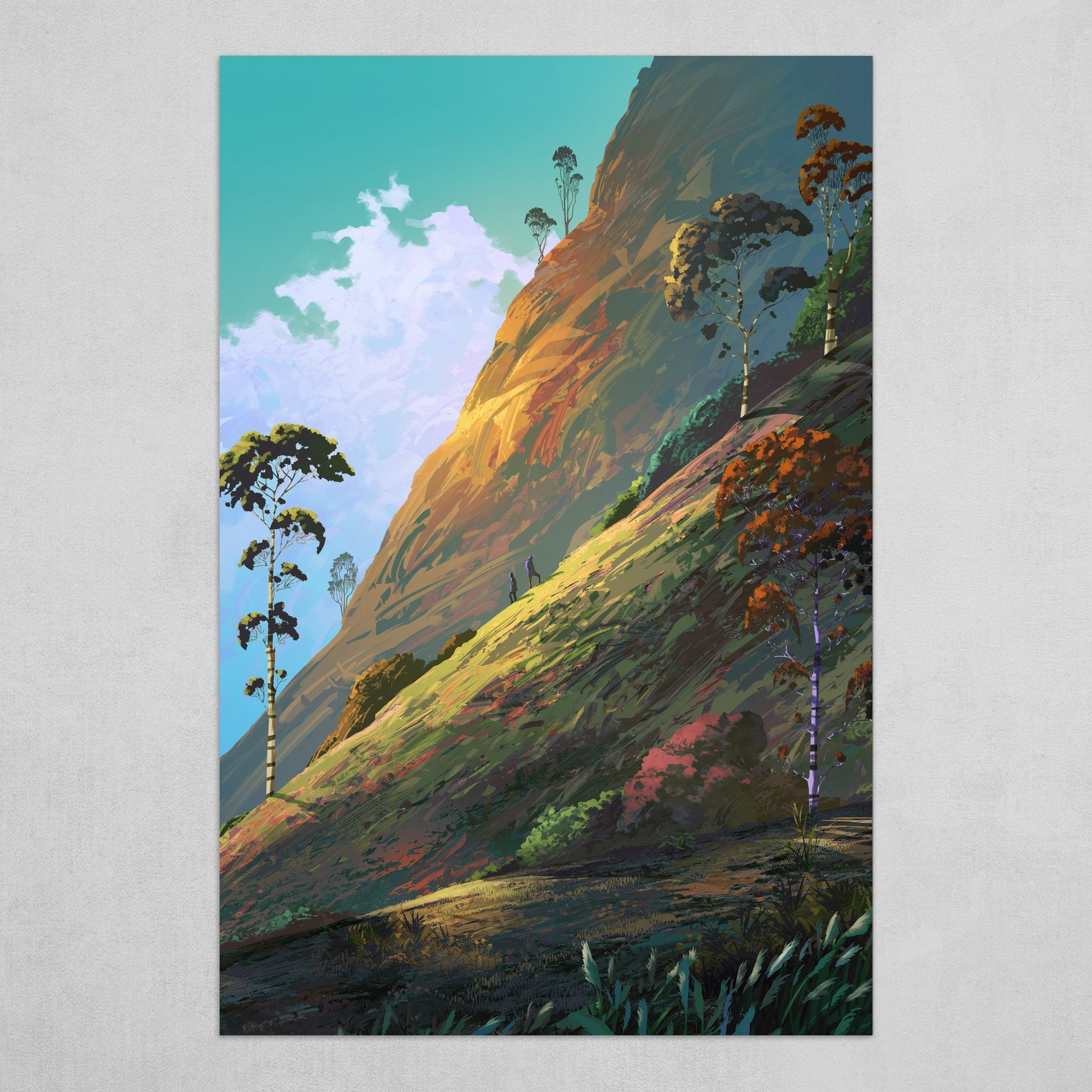 Forest of Liars : Diagonal Horizon