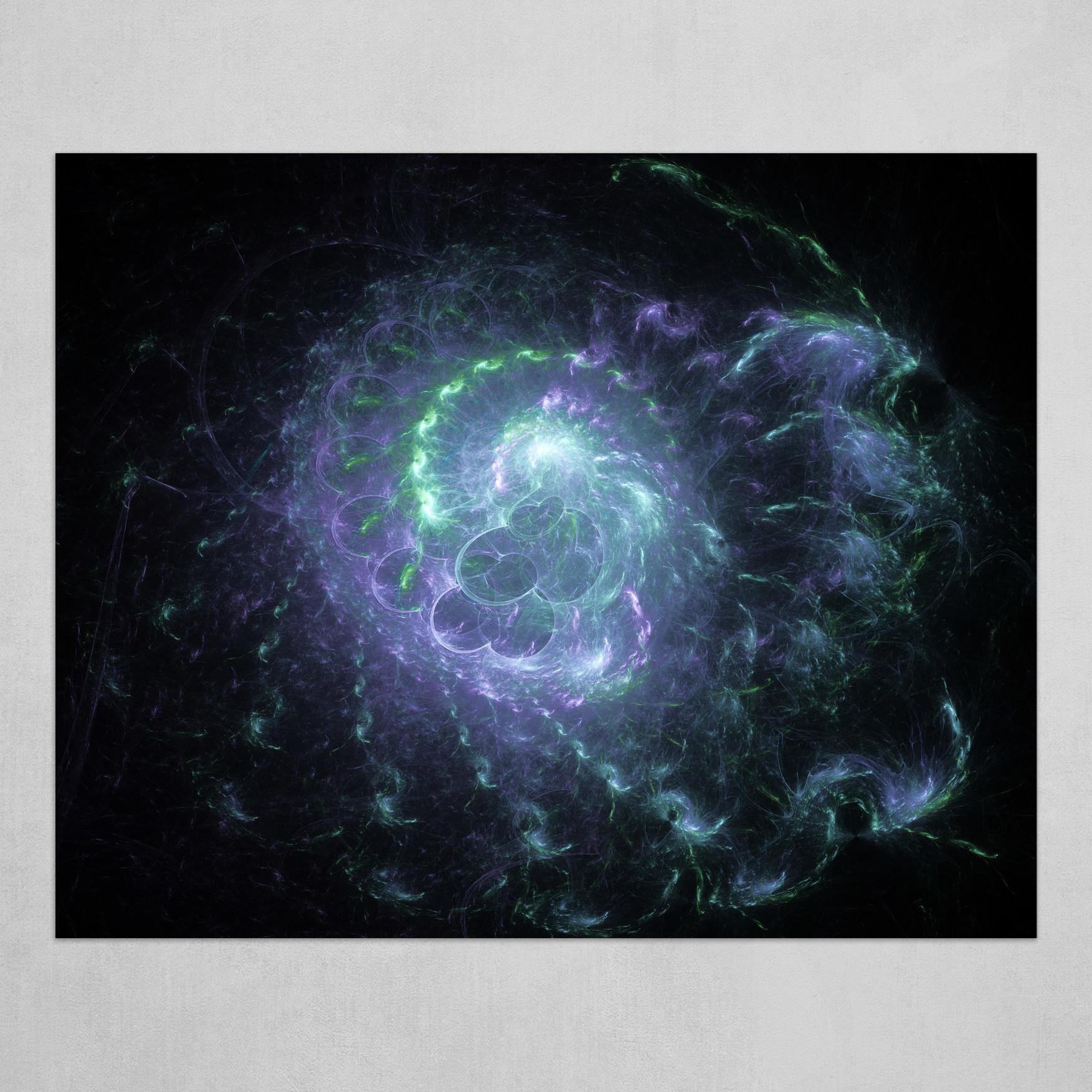 fractal Galaxy