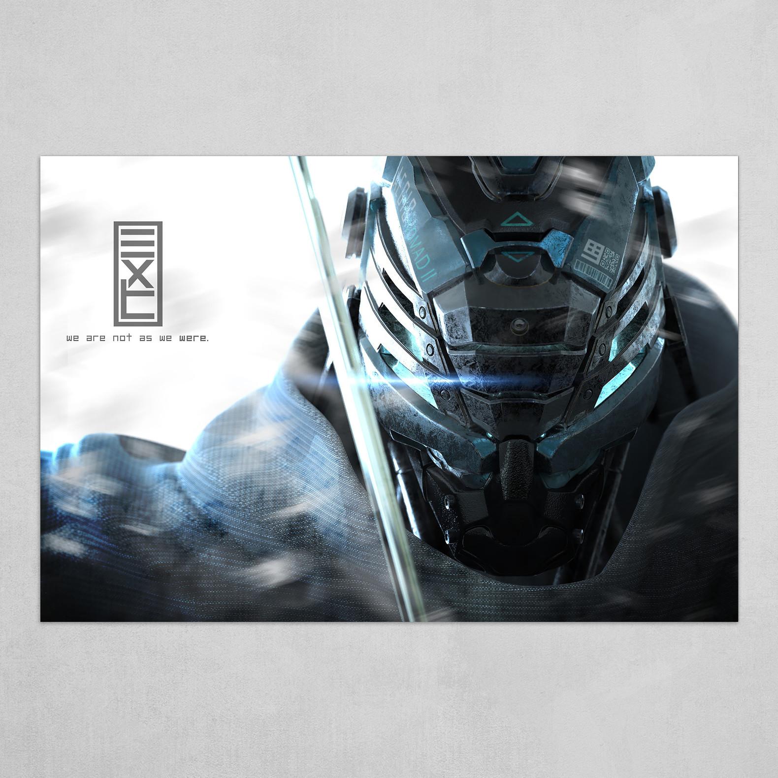 EXT (Aegis Closeup)