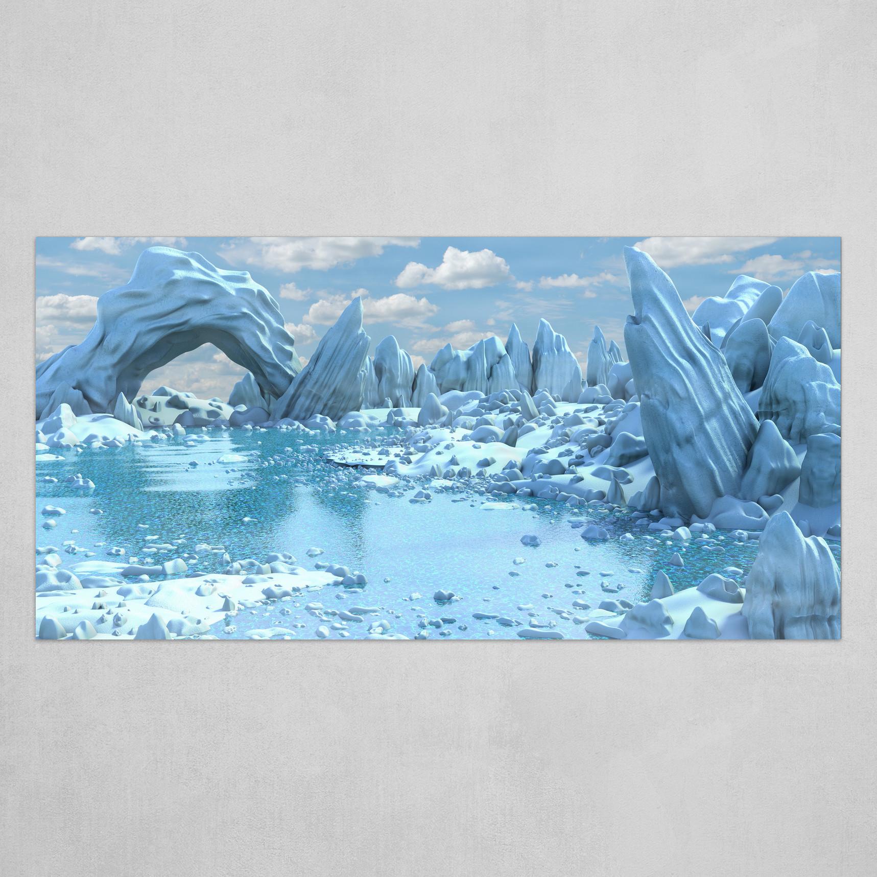 Arctic Landscape 2