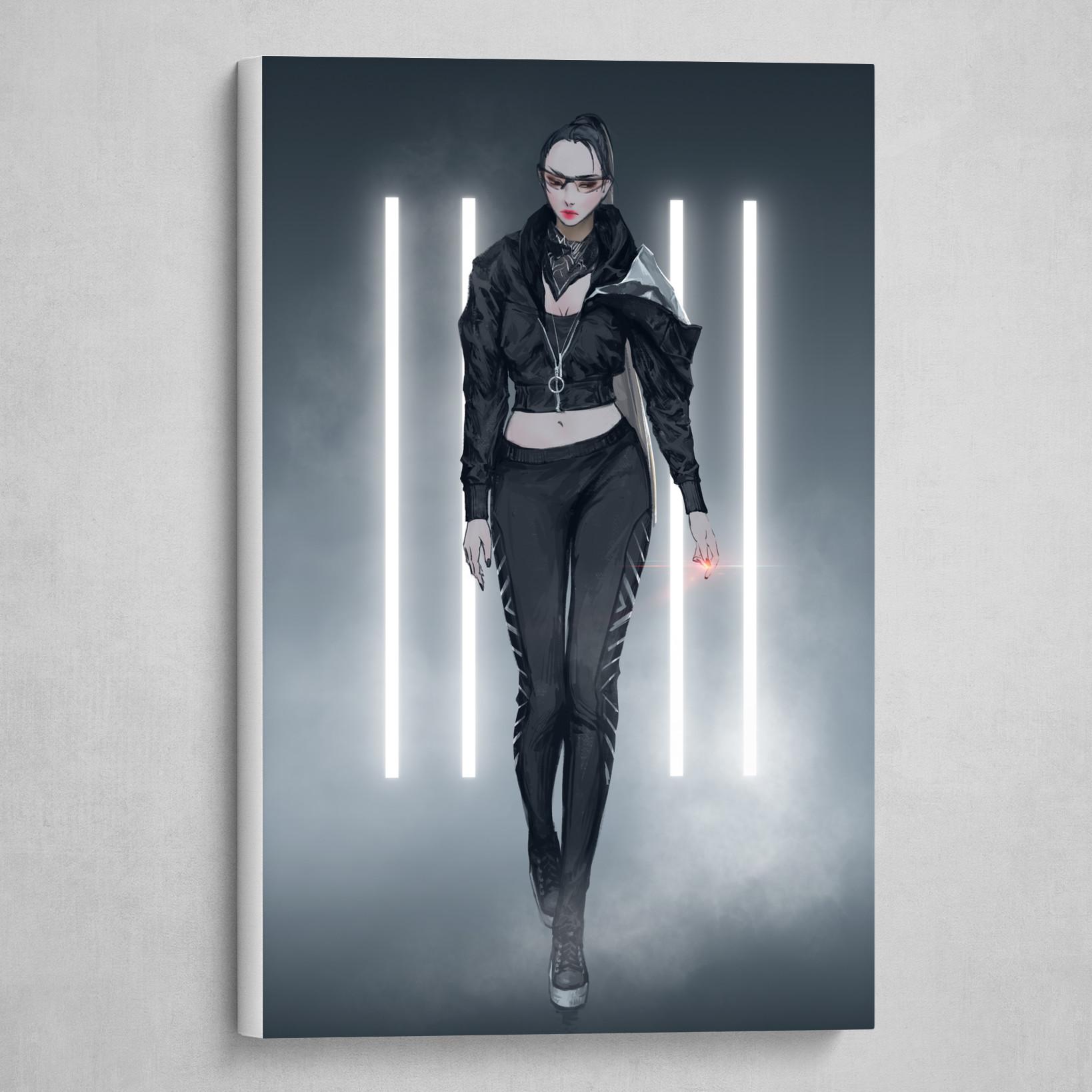 Cyberpunk - Agent