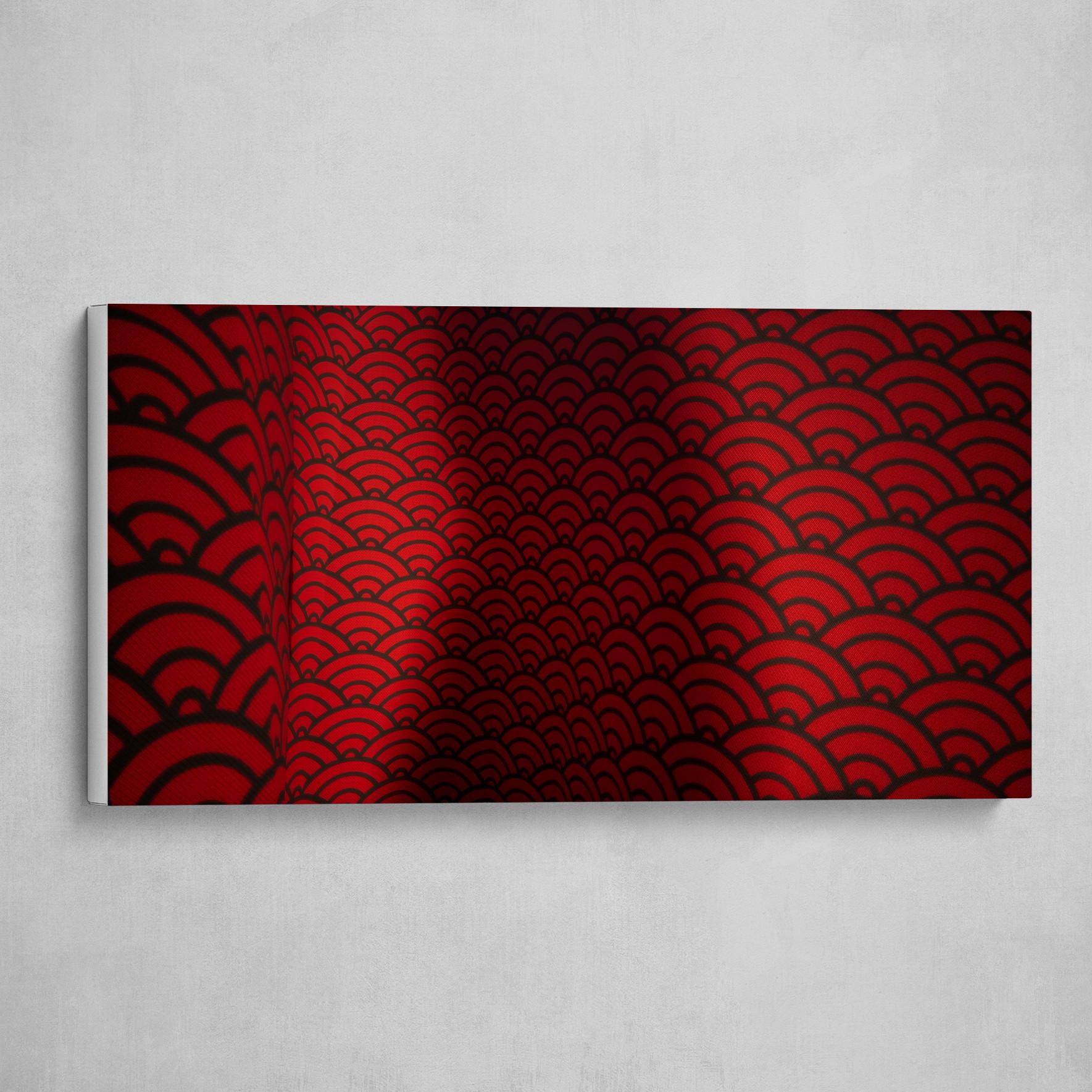 Japanese Style Fabric 001