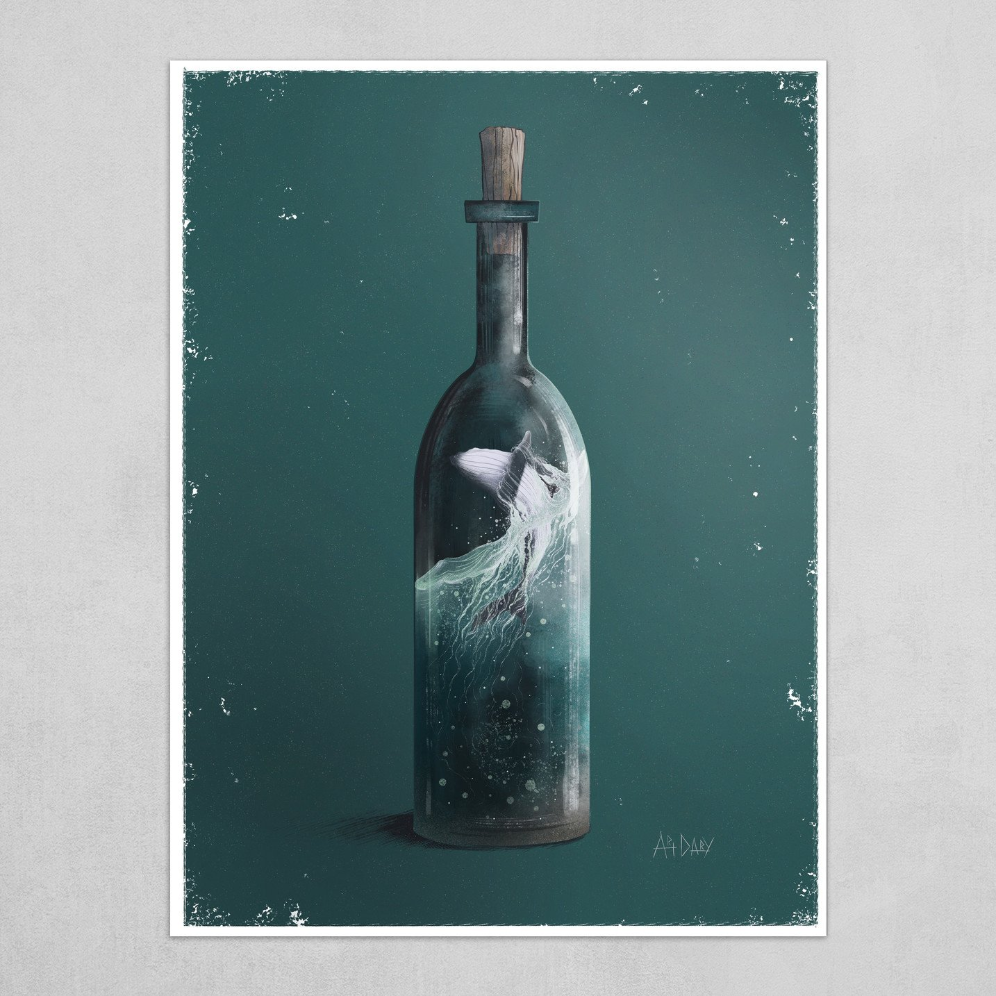 Whale in the Bottle