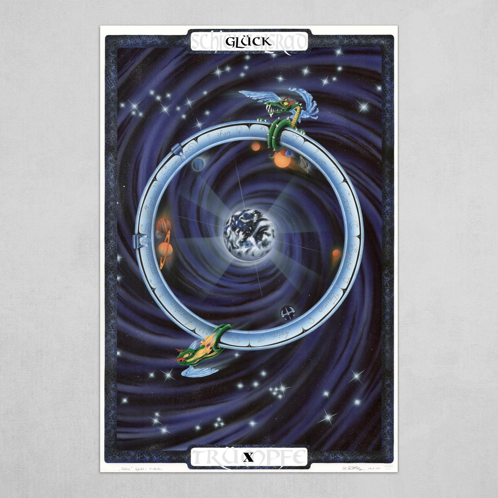 Glück - Wheel of Fortune