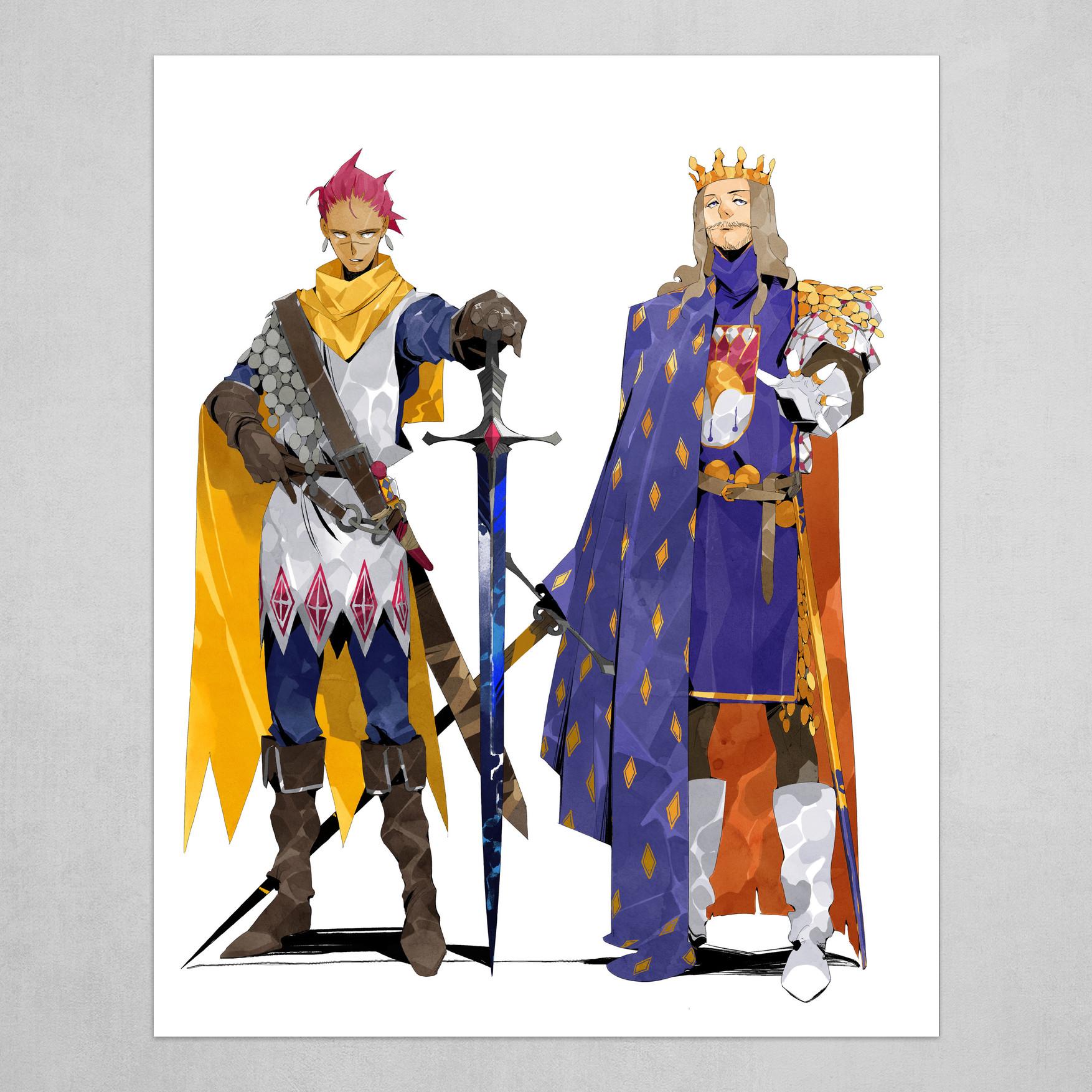 LOKA - Perceval x Arthur